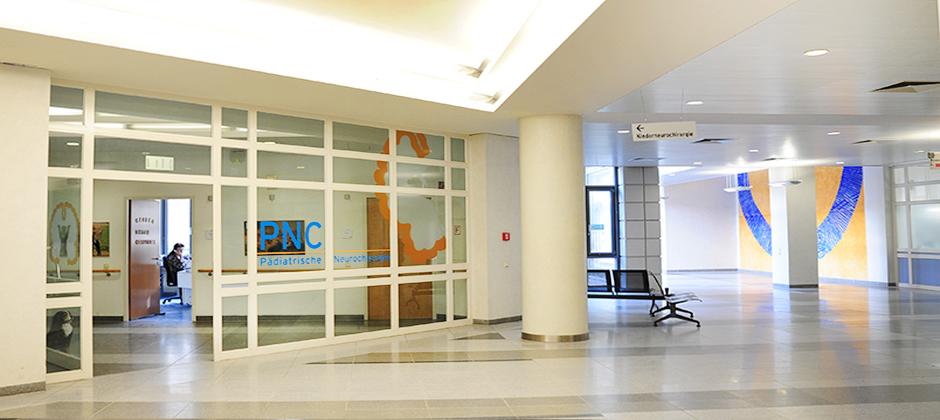 Arbeitsbereich Pädiatrische Neurochirurgie - Division of